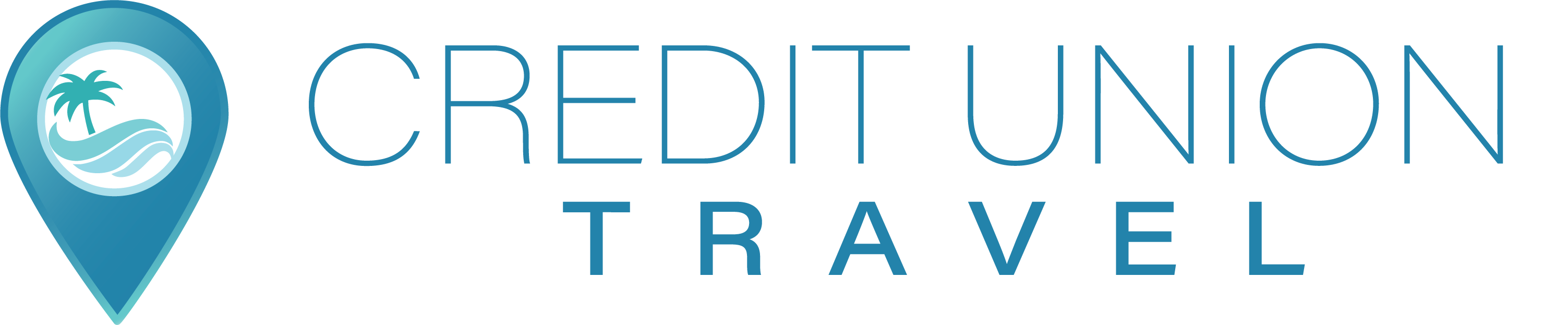 Credit Union Travel Logo