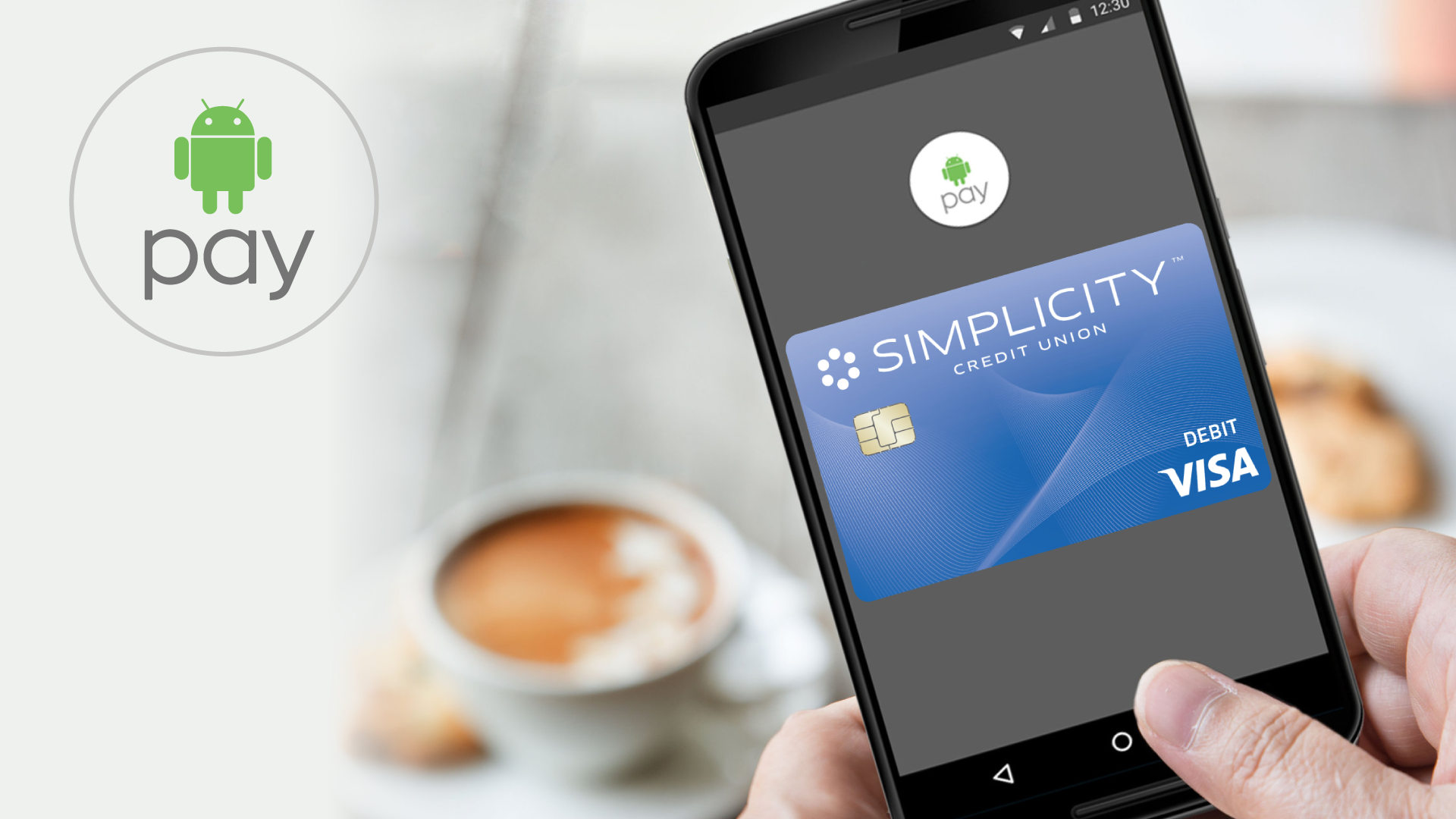 Mobile Wallet Android Pay