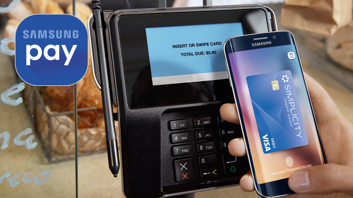 Mobile Wallet Samsung Pay