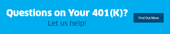 Questions on Your 401K?