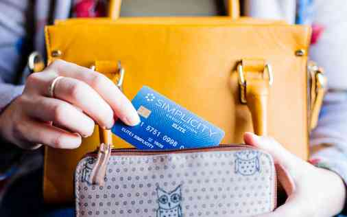 Simplicity Credit Card Picture 1